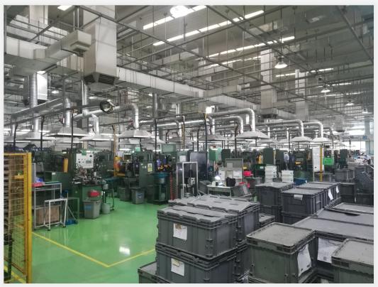 青岛昌誉集团—炼胶废气治理项目