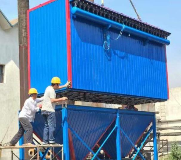 青岛除尘设备布袋除尘器的保养方法