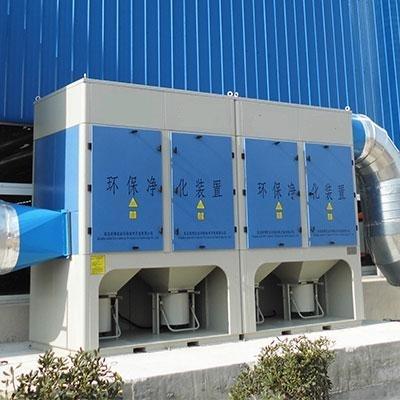 滤筒除尘器的结构及工作原理