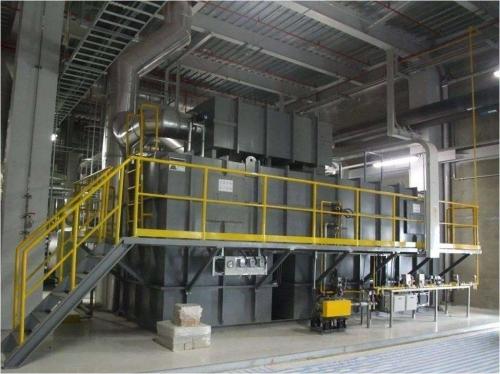 有机废气治理用催化燃烧设备的优缺点