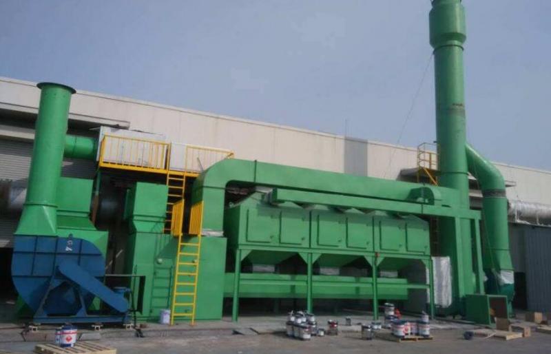 工业除尘设备7种清灰方式对比