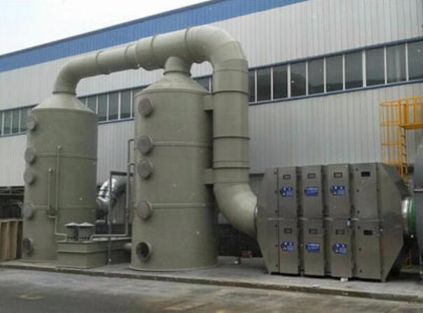 废气治理过程中要做到哪两个方面的坚持?