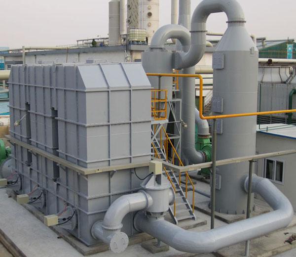蓄热式热氧化炉(RTO)